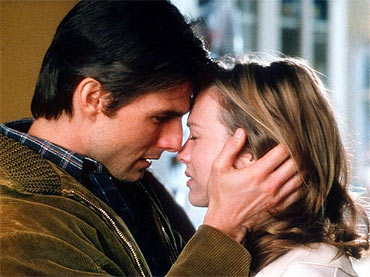 A scene from Jerry Maguire