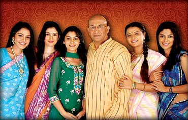 A still from Rakth Sambandh