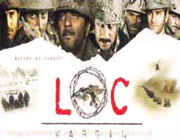 A scene from LOC Kargil