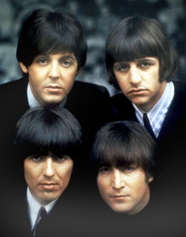 The Beatles - Ho New / Reuters