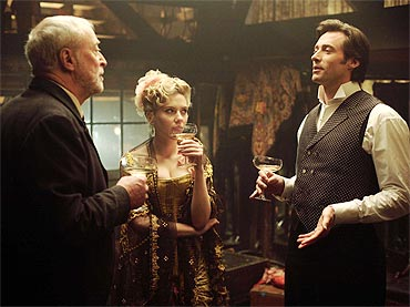A scene from The Prestige