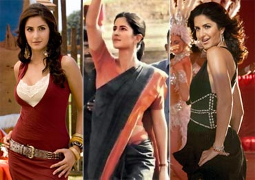 Stills from Race, Rajneeti and Singh Is Kinng