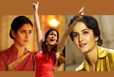 Stills from Rajneeti, New York and Yuvraaj
