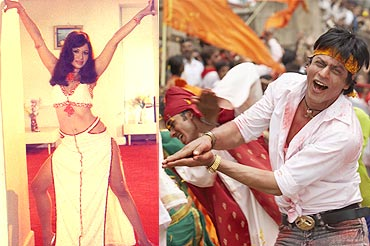 Helen in 1978's Don, SRK in 2006's Don