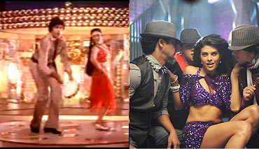 Stills from Laawaris and Housefull