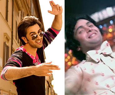 Stills from Bachna Ae Haseeno and Hum Kisise Kum Nahin