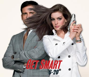 A poster of Get Smart