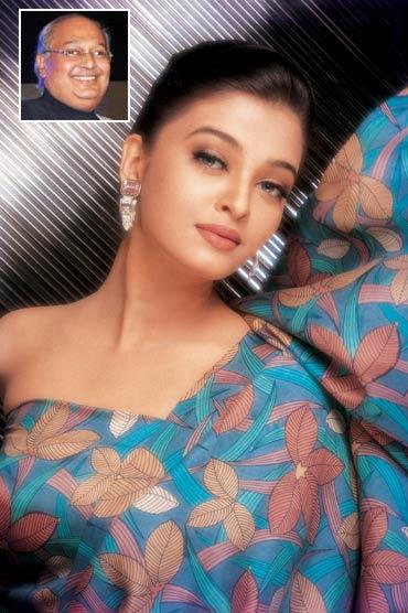 Aishwarya Rai Bachchan. Inset: Gautam Rajadhyaksha