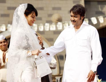 A scene from Once Upon a Time in Mumbaai
