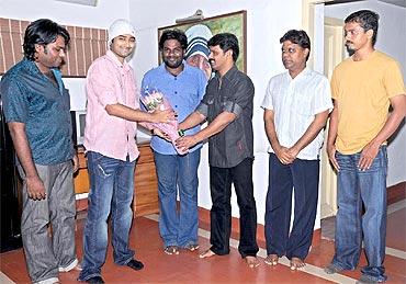 Sajan Madhav, Prasanna, Rajan Madhav, Cheran, Natraj, Padmesh