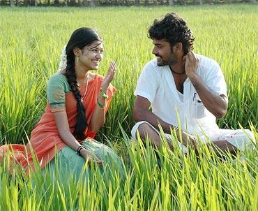 A scene from Kalavani