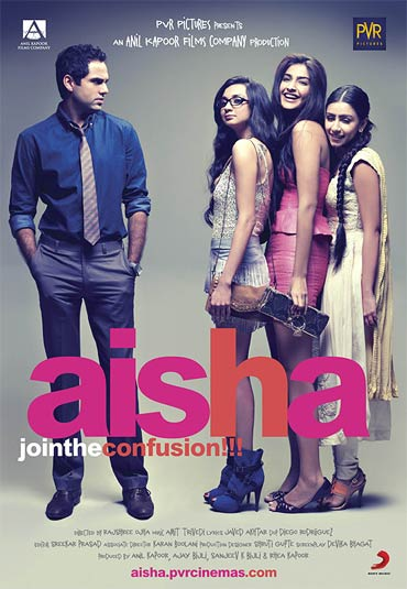 A still from Aisha