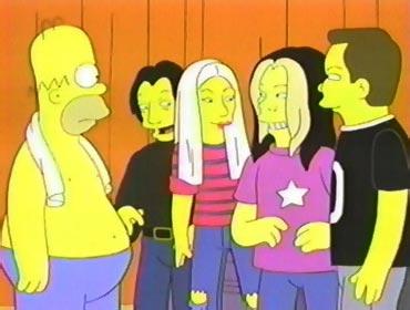 The Homerpalooza episode
