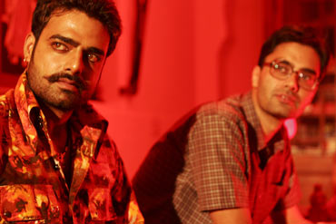 A scene from Gulaal