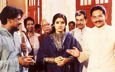 A scene from Satta