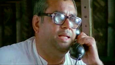 A scene from Hera Pheri