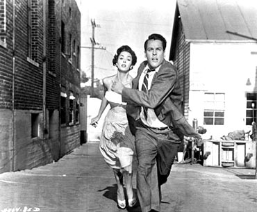 A scene from Invasion Of The Body Snatchers