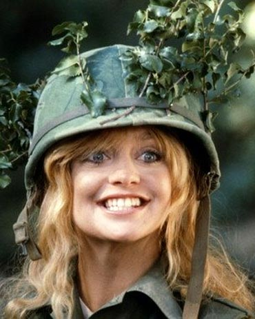 A scene from Private Benjamin