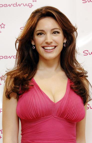 Kelly Brook inks £340,000 Playboy nude deal