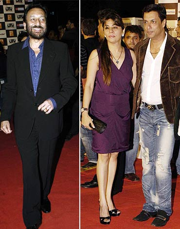 Shekhar Kapur, Renu Namboodiri and Madhur Bhandarkar