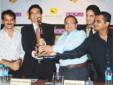 JD Mejethia, Dheeraj Kumar, Rakesh Bedi and Vikas Kalantri