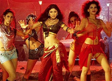 Shilpa Shetty in Rishtey