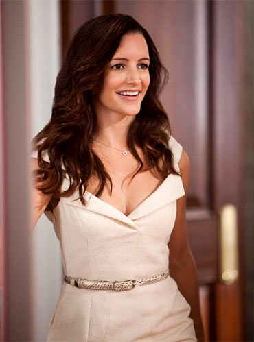 Kristin Davis in Sex and the City 2