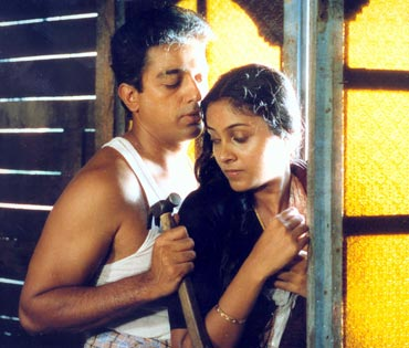 A scene from Nayagan