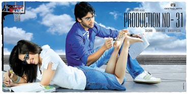 Tamannaah and Naga Chaitanya