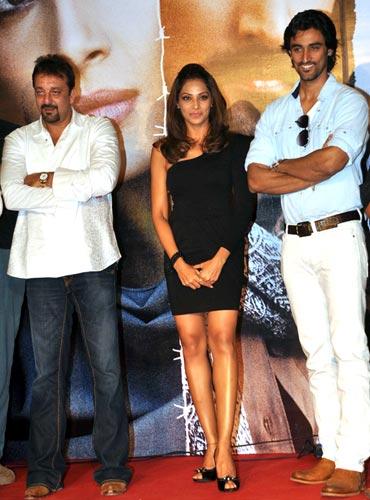 Sanjay Dutt, Bipasha Basu and Kunal Kapoor