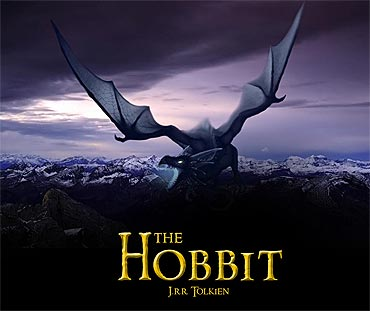 A poster of The Hobbit