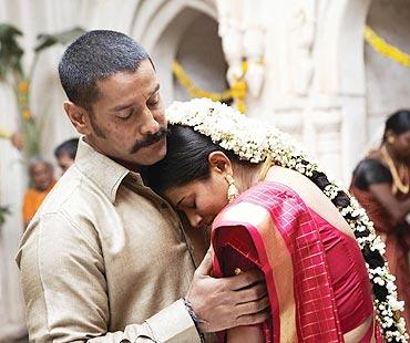 A scene from Raavanan
