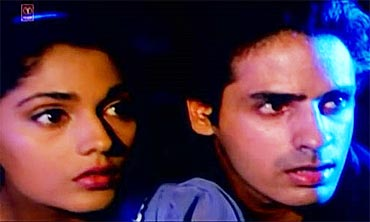 Anu Agarwal and Rahul Roy