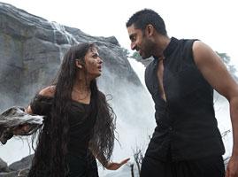 A scene from Raavan