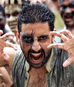 Abhishek Bachchan in Raavan
