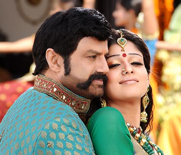 A scene from Simha