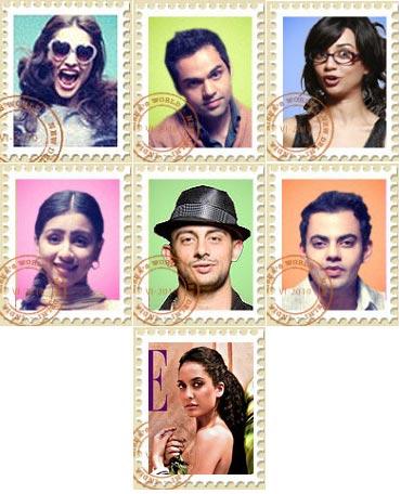 Cast of Aisha