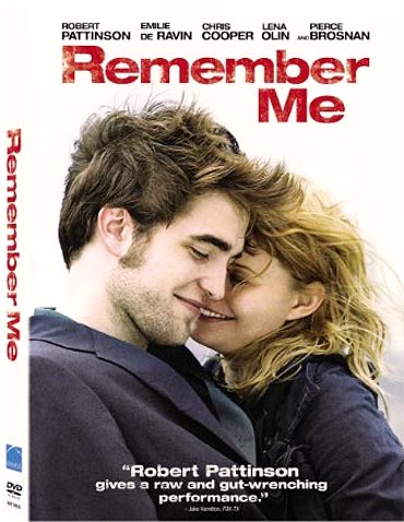 A poster of Remember Me