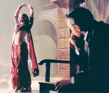 A scene from Chameli