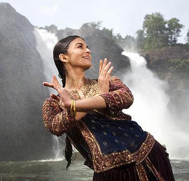 A scene from Guru