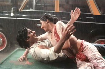 A scene from Namak Halal
