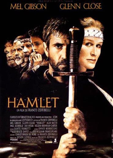 A poster of Hamlet