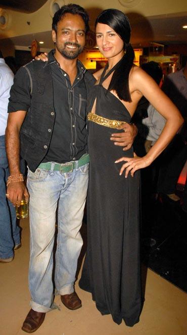 Prashant Narayanan and Aruna Shields