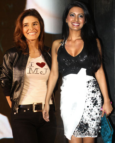 Raageshwari and Geeta Basra