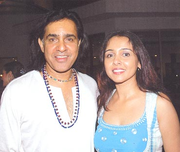 Biddu and Suchitra Krishnamurthy