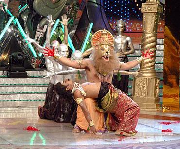 Aata winner Gundu Ameeth
