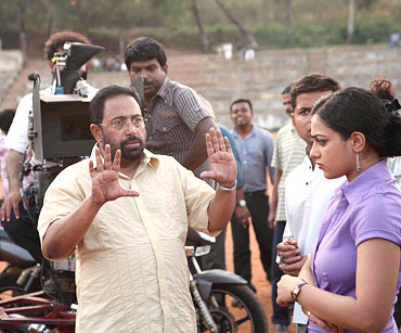 Nithya Menon and director Siby Malayil