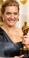 Kate Winslet winner at last years Oscars