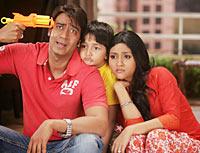 A scene from Atithi Tum Kab Jaoge