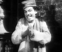 Johnny Walker sings Sar Jo Tera Chakraye in Pyaasa